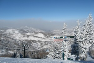 Top of Bald Mountain- December 8, 2009