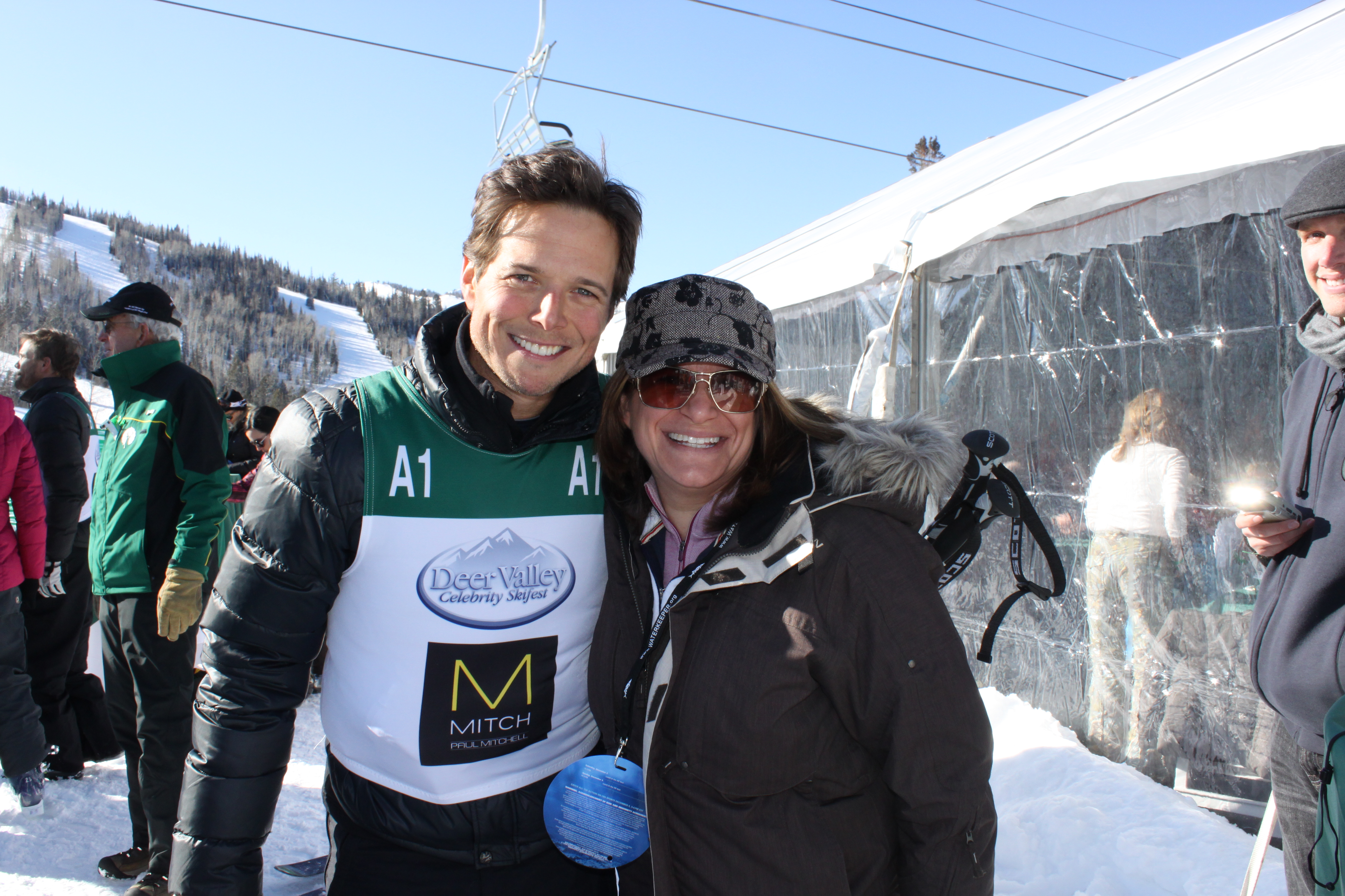 Deer Valley Celebrity Skifest Stock Photos and Pictures ...