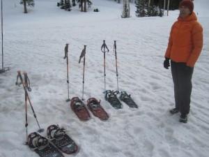 dv-snowshoeing