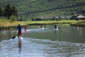 family pond