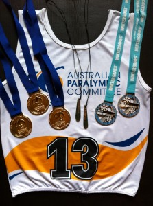 7 medals Austalia World Cup