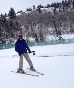 Learning to ski Photo 3