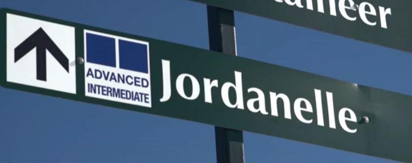 Jordanelle Sign
