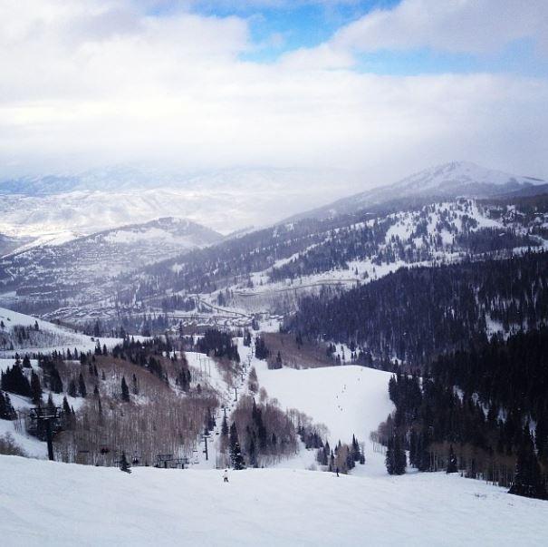 Ski Day View