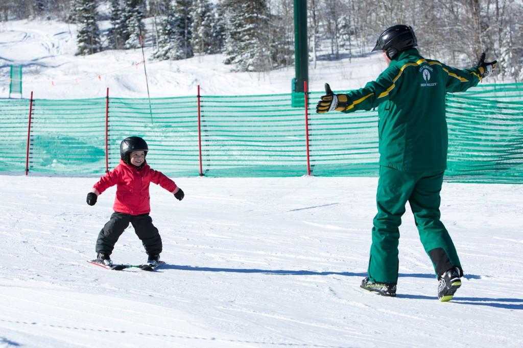 Ski Lesson 3