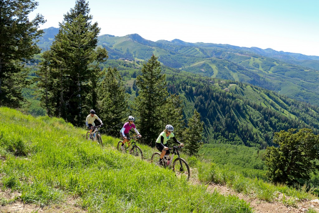 241 Mountain Biking_Deer Valley Resort
