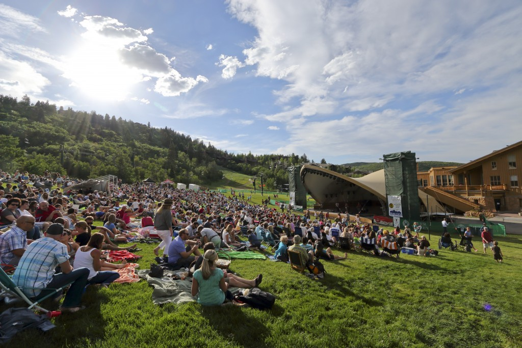 268 Deer Valley Snow Park Outdoor Amphitheater