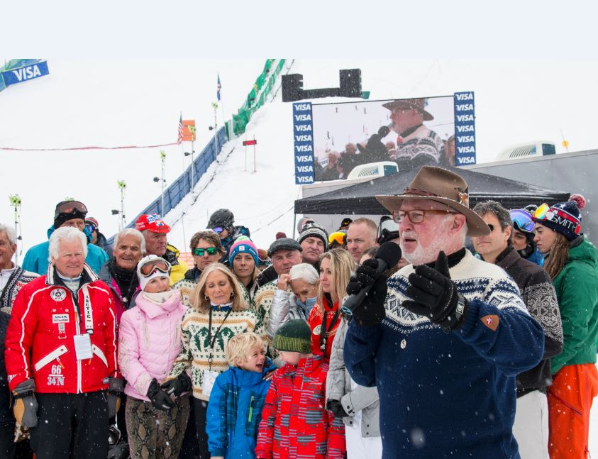 Stein Eriksen Celebration of life at Deer Valley Resort 1