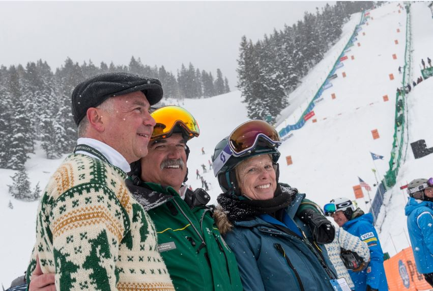 Stein Eriksen Celebration of life at Deer Valley Resort 10