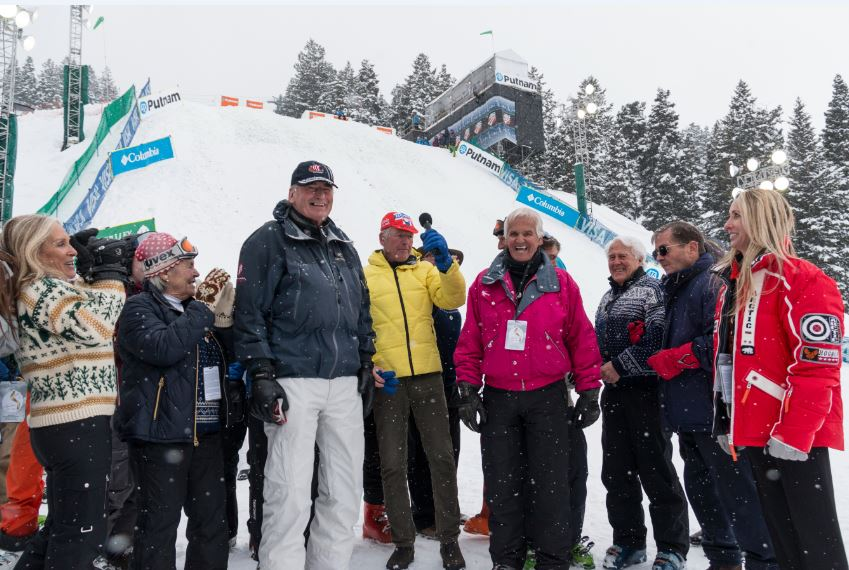 Stein Eriksen Celebration of life at Deer Valley Resort 11