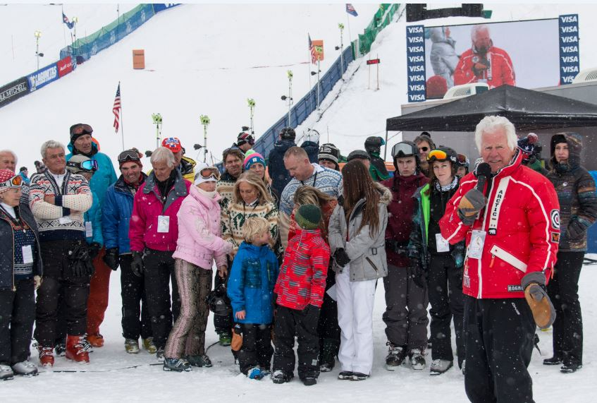 Stein Eriksen Celebration of life at Deer Valley Resort 14