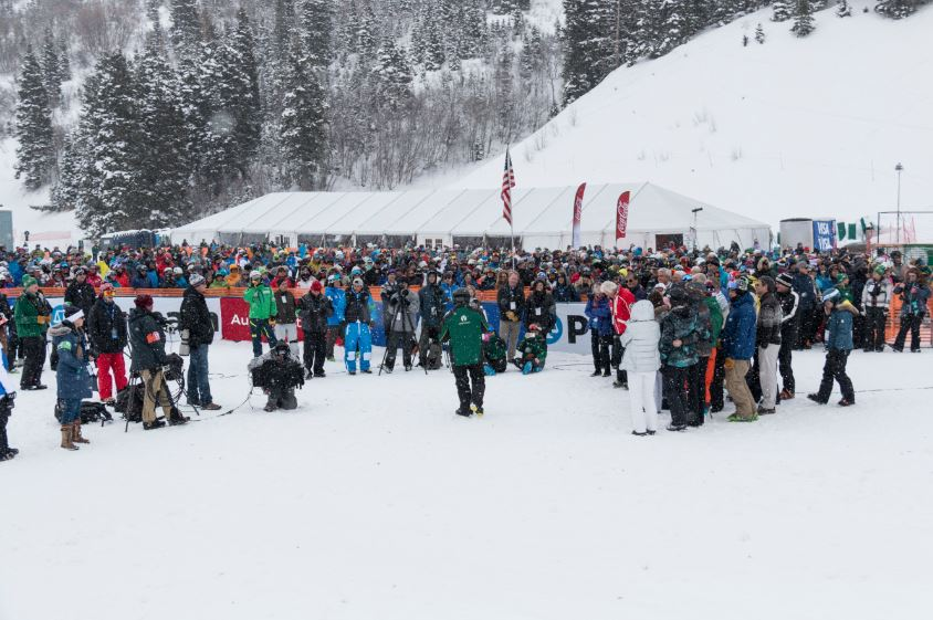 Stein Eriksen Celebration of life at Deer Valley Resort 2