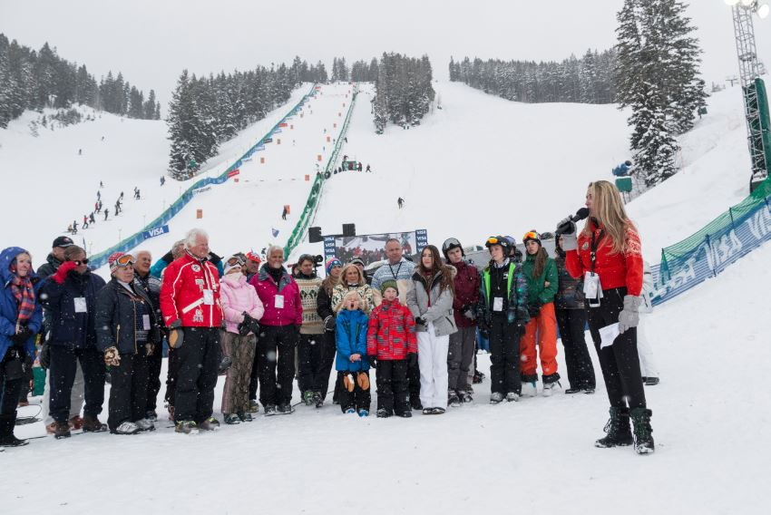 Stein Eriksen Celebration of life at Deer Valley Resort 3