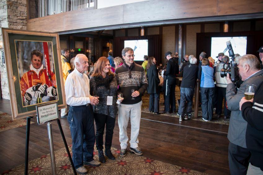 Stein Eriksen Celebration of life at Deer Valley Resort 6