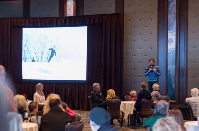 Stein Eriksen Celebration of life at Deer Valley Resort 8