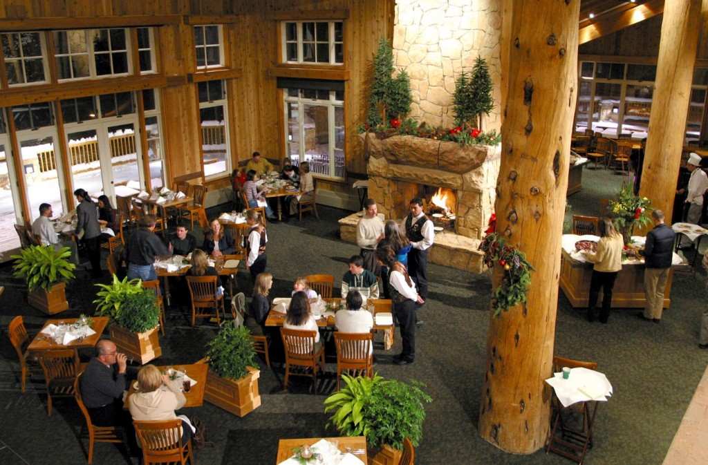 Deer Valley Fireside Dining Lodge