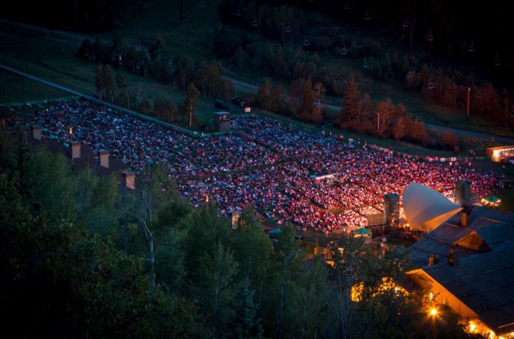 Concerts at Deer Valley Resort
