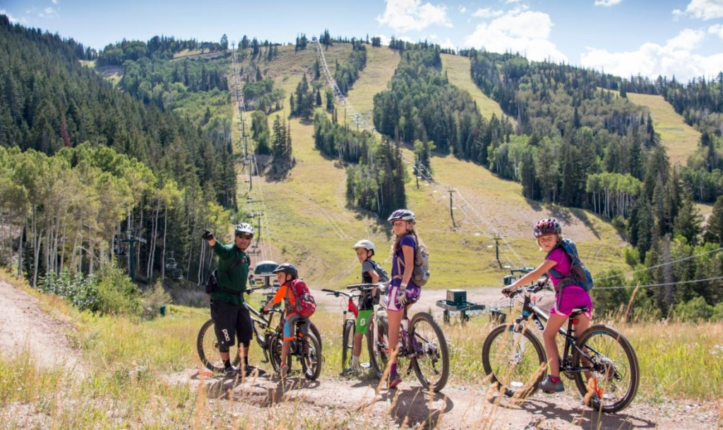 MTB at Deer Valley