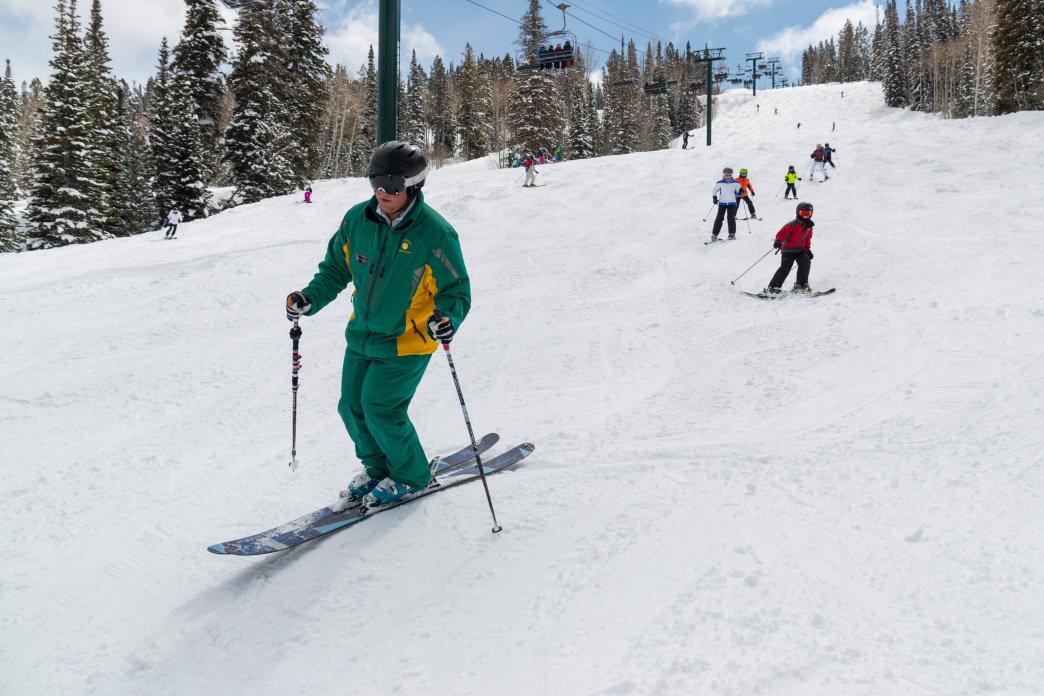 Winter Jobs at Deer Valley