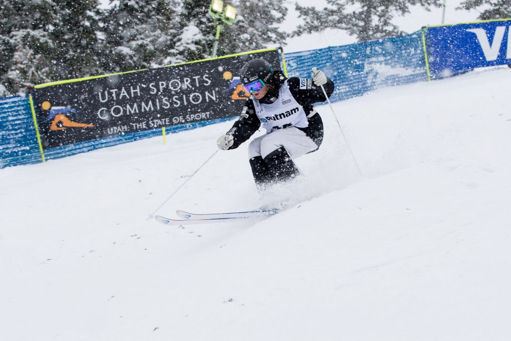 Moguls 2017 Visa Freestyle International World Cup at Deer Valley Photo © Steven Earl