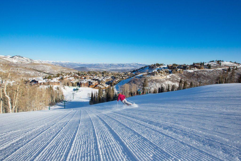 Deer Valley Ranked Ski Resort In North America For By SKI - North americas best mountain resorts