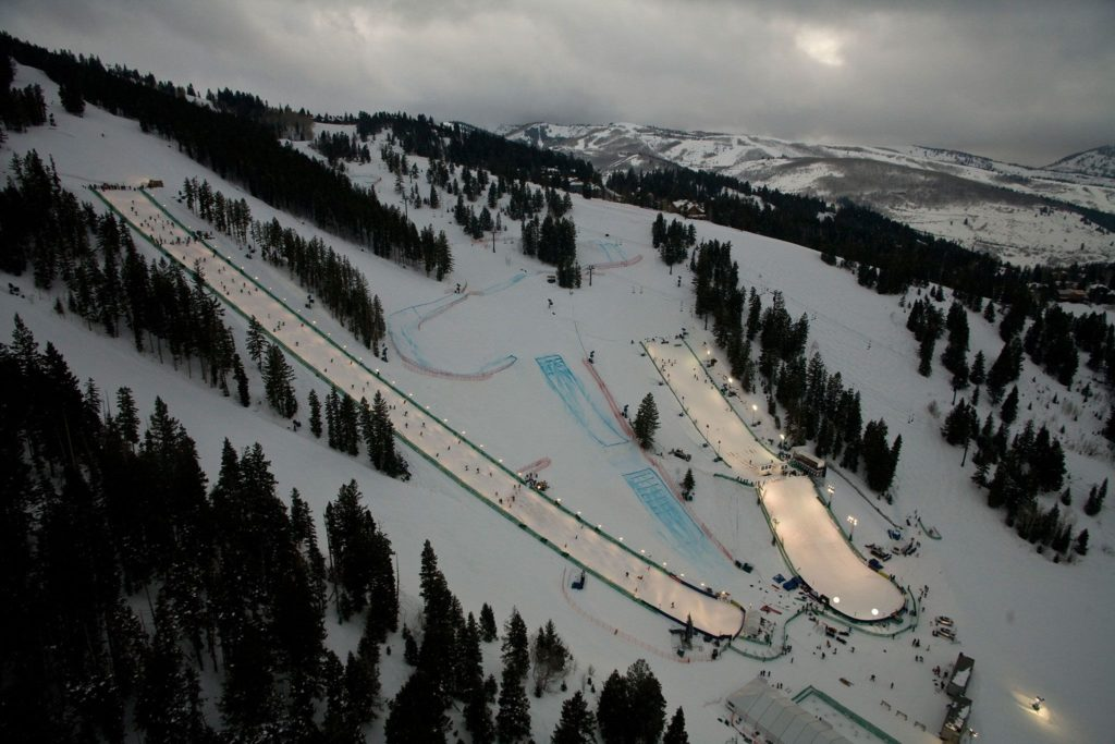 Deer Valley World Cup Venue Park City Utah