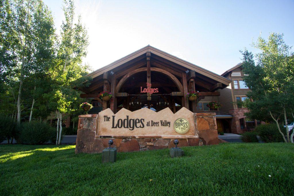 A Hotel in Park City Utah at Deer Valley