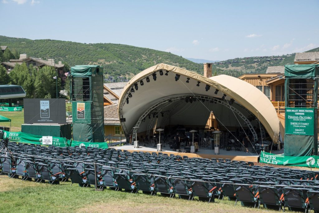 Deer Valley Concert Series: 7 Tips For First-Time Concertgoers | The