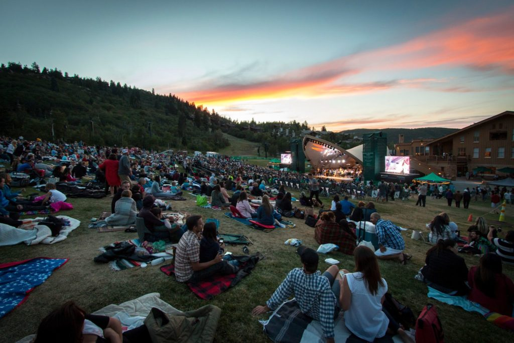 Park City Concerts at Snow Park Outdoor Amphitheater