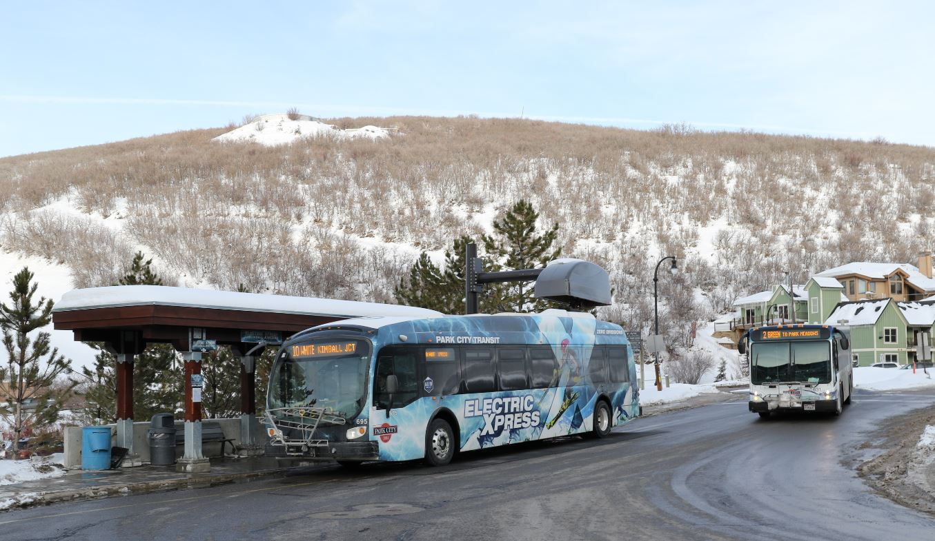 free transit system in Park City