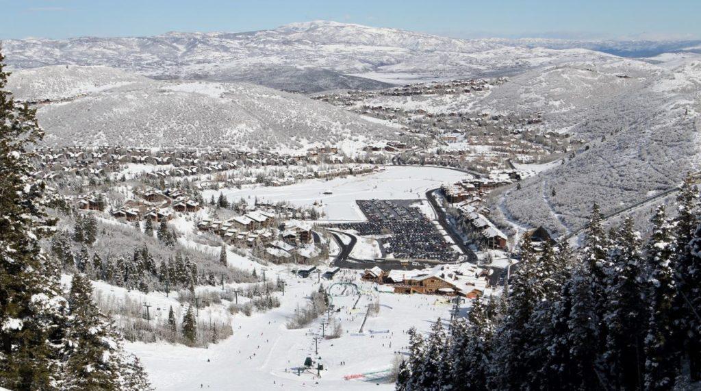 Snow Park at Deer Valley