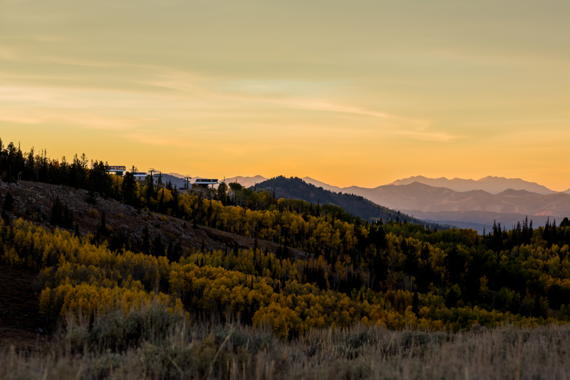 Fall Hikes in Park City, Utah at Deer Valley Resort